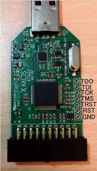 xmos xs-1 l1 dsd ファームウェア